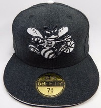 Charlotte Hornets New Era Size 7 3/8 Fitted 59Fifty Official NBA Cap Hat... - $9.79