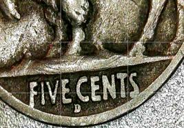 1913, 1915,  1916, and 1916 D Buffalo Nickel AA20BN-CN6074 image 5