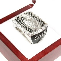 NEW High Quality 2016 Fantasy Football League Champion Ring + Wooden Display Box - $24.99