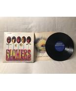 The Rolling Stones Flowers LP Record Album Vinyl London PS 509 EX/VG - $29.69