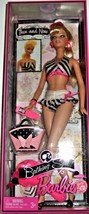 Barbie Doll 2008 - Bathing Suit Barbie -Then and Now  (New MIB) - $24.95