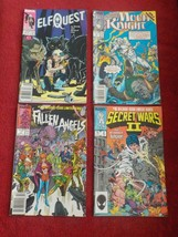 4 Assorted Marvel Comic Books  Lot #1 (JK) - $4.99