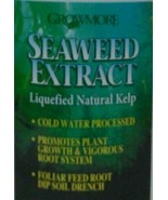 Grow More 6057 Seaweed Extract 11%, 2.5 Gallons - $78.80