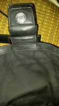 Coach All Leather Soho Small Flap Handbag Purse... - $18.99