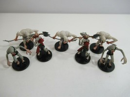 Pathfinder Sinspawn Figures Lot of 7 WizKids NECA Paizo RPG D&D - $19.24