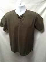 0a3d4461da46 Faded Glory Sz 16 18 XL Boys Vintage Polo Shirt Olive Green CUTE - $5.47 ·  Add to cart · View similar items