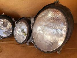 00-02 Mercedes W210 E320 E430 E55 AMG Halogen Headlight Set L&R - MINT image 3