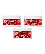 Bath & Body Works Japanese Cherry Blossom Shea Butter & Rice Milk Body B... - $35.99
