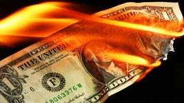Haunted Financial Ruin Curse Darkness Loss Money Misfortune Suffering Fe... - $61.00