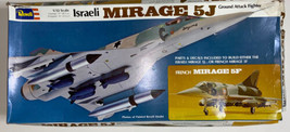 REVELL 1/32 H-155 ISRAELI MIRAGE 5J Ground Attack Fighter Sealed Contents - $74.99
