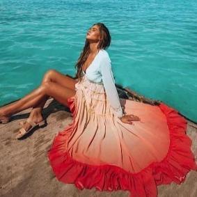 Long sleeve elegant beach dress button cardigan.jpg 640x640 a1381386 cc30 45e9 bfc8 bc80284abda2