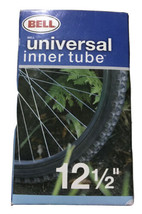 New Old Stock Bell 12-1/2-Inch Universal Bicycle Inner Tube Schrader Valve - $9.74