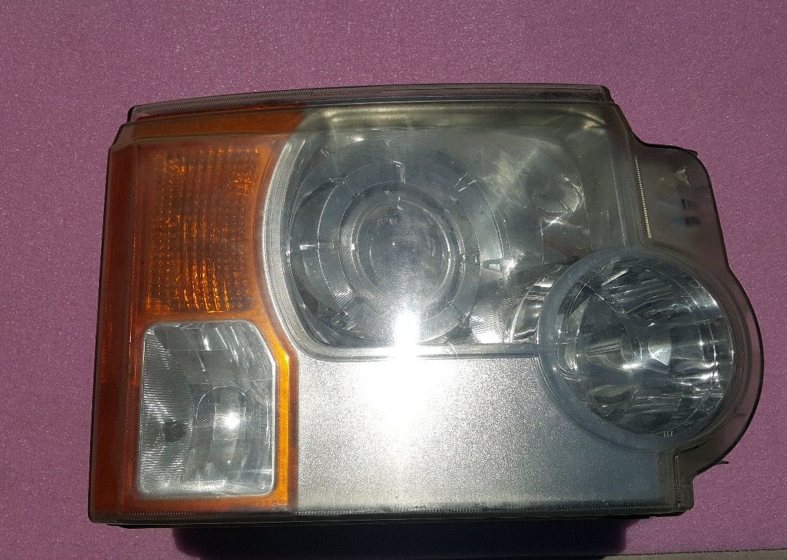 Primary image for LAND ROVER OEM 05-09 LR3-Headlight XBC001122 Passenger's Side RH w/out Adaptive
