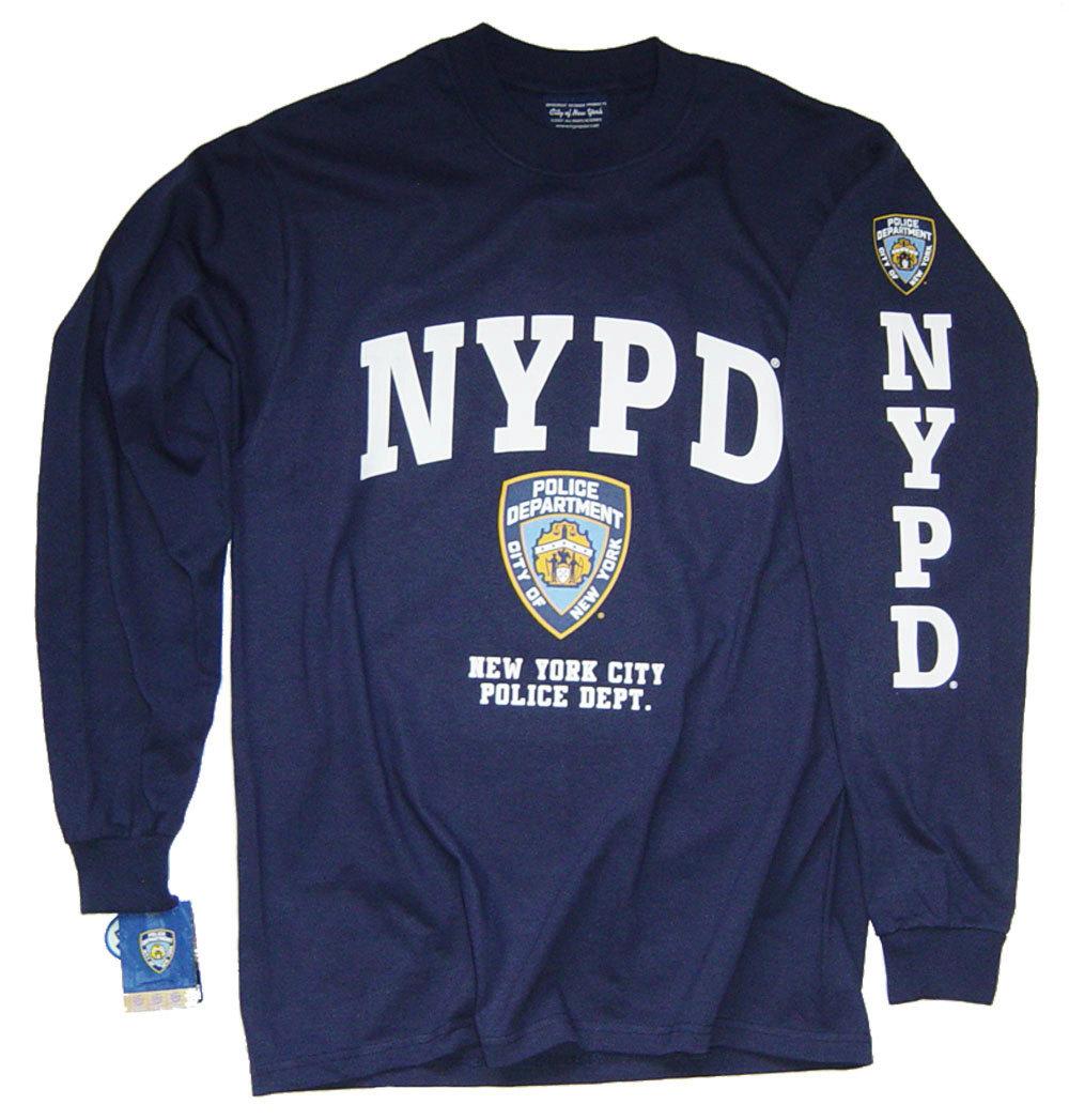 426870b0 NYPD Shirt T-Shirt Long Sleeve Gear Uniform and 36 similar items. Il  fullxfull.780985644 sn7m