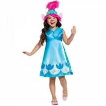 Trolls Movie Youth Costume Blue - $36.98