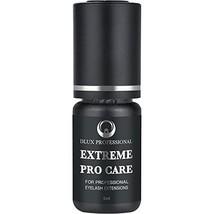 DLUX PROFESSIONAL EXTREME PRO CARE Eyelash Extension Glue5ml Black (Pack... - $37.23