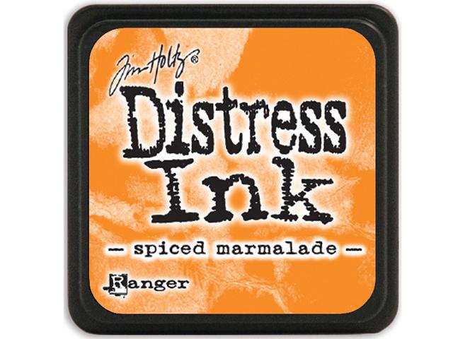 Ranger Tim Holtz Distress Ink Pad Full Size, Spiced Marmalade