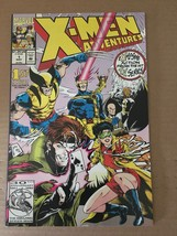 X-MEN ADVENTURES #1 Marvel Comic Book 19923 NM Condition 1st Issue 1st P... - $4.49