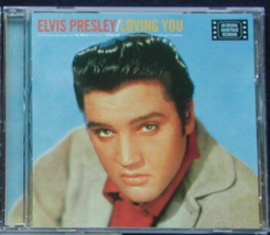 Elvis (Loving You)  CD From The Blue Suede Box Set  - $9.98