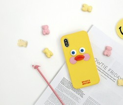 Brunch Brother iPhone X Silicon Case Cover Protector Version 2 (Yellow Duck) image 2