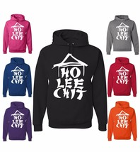 HO LEE CHIT Funny Sweatshirt Adult College Humor Asian Holy Sh*t Hoodie Gag Gift - $18.32+