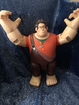 WRECK-IT RALPH 11 inch talking action figure Thinkway Toys Disney doll - $24.75