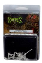 Hordes Skorne Archdomina Makeda Warlock Miniature Models PIP 74002 SEALED NEW - $9.89