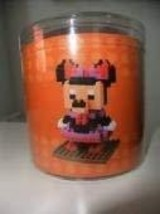 [Tokyo Disneyland 2012 Halloween Minnie Mouse nano block] TDL HALLOWEEN ... - $41.47