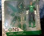 DC Comics Icons Green Lantern Hal Jordan Dark Days Action Figure