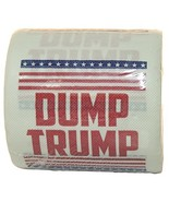 Dump Trump Novelty Toilet Paper, 1 Roll - $1.93