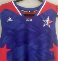 Adidas NBA Basketball 2013 All Star East M Medium +2 Aero Design Jersey Shirt - $197.99