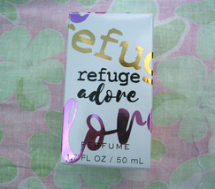 Charlotte Russe Refuge Adore Perfume Spray 1.7 oz NEW IN BOX Fresh Scent - $45.13