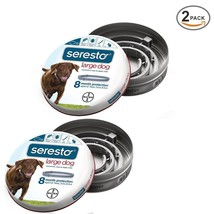 Bayer Seresto Flea and Tick Collar, Large Dog, 2Pack - €111,23 EUR