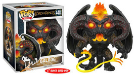 The Lord of the Rings Movies Balrog Vinyl POP! Figure Toy #448 FUNKO NEW... - $38.65