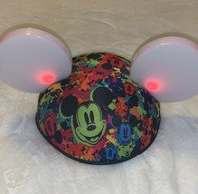 Walt Disney Parks Authentic Glow with the Show Light Up Mickey Mouse Ears Hat - $35.00