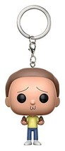 FUNKO POP! KEYCHAIN: Rick and Morty - Morty - $15.99