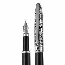 Pierre Cardin fountain pen Luxus - Pluma estilográfica (metal) - $80.43