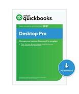 2 user QuickBooks Desktop PRO 2021 - FREE CD INCLUDED - $649.95