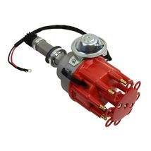 Holden Ready to Run R2R Distributor V8 253 304 308 Red Cap image 2