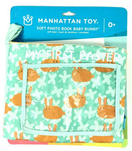 Manhattan Toy My First Easter Soft Photobook Baby Bunny - $5.95