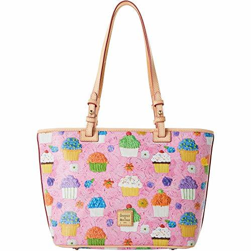 Dooney & Bourke Small Leisure Shopper Tote Bag, Cupcakes