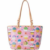 Dooney & Bourke Small Leisure Shopper Tote Bag, Cupcakes
