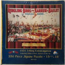 Ringling Bros Puzzle - $21.22