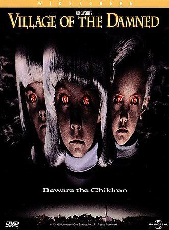 Village of the Damned (DVD New) Horror Movie