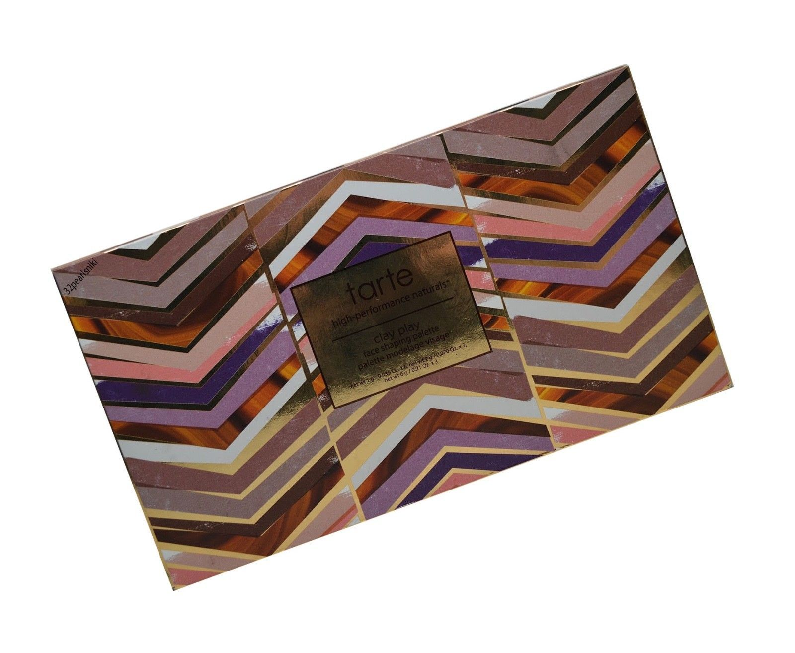 Tarte High Performance Naturals Clay Play Face Shaping Palette