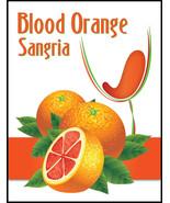 Island Mist Blood Orange Sangria Wine Labels - 30 - $9.85