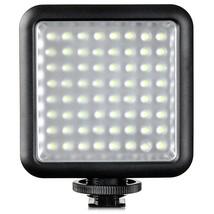 Godox LED 64 Video Lamp Light for Digital Camera Camcorder DV Canon Niko... - $27.67