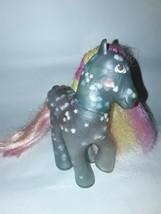 Vintage G1 My Little Pony Starglow Glow N Show Ponies Pegasus 1987 - $54.45