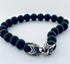 David Yurman Onyx Noir Spirituel Bracelet Parle 8mm - $196.15