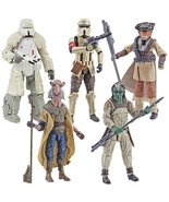 Star Wars The Vintage Collection Action Figures Wave 4, Set of 8, Hasbro - $104.99